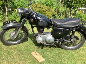 Matchless G3LS 350 single