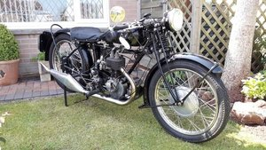 1929 Matchless T4 350cc special