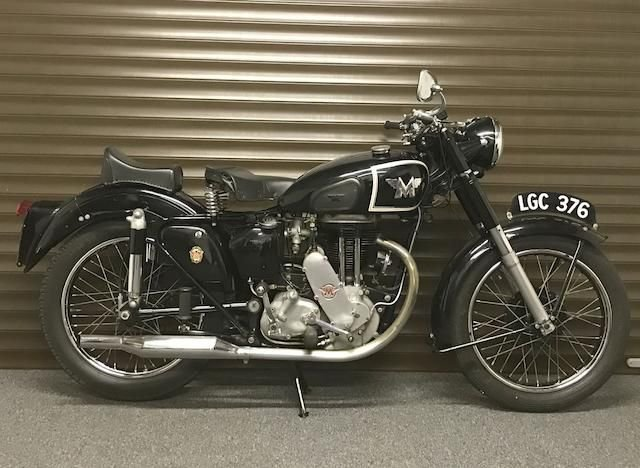 1950 MATCHLESS 348CC G3L (LOT 347) SOLD by Auction (picture 1 of 1)