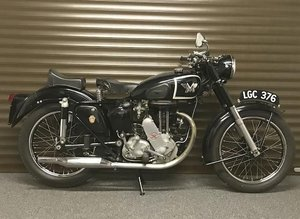 1950 MATCHLESS 348CC G3L (LOT 347)
