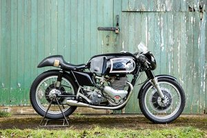 1953 MATCHLESS 498CC G45 RACING MOTORCYCLE (LOT 397)