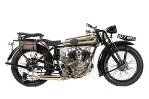 1927 MATCHLESS 982CC M3/S SPORTS SOLO (LOT 403)