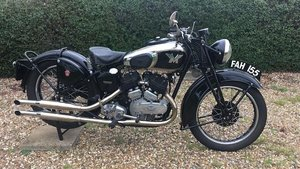 1938 MATCHLESS 982CC MODEL X (LOT 406)