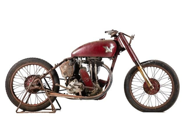 1941 MATCHLESS 348CC G3L PROJECT (LOT 519) SOLD by Auction (picture 1 of 1)