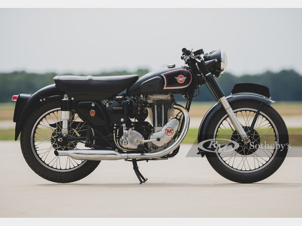1953 Matchless G80S  For Sale by Auction (picture 1 of 6)