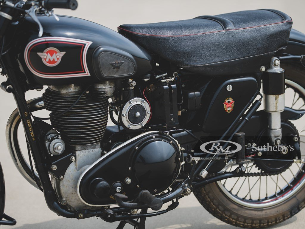 1953 Matchless G80S  For Sale by Auction (picture 4 of 6)