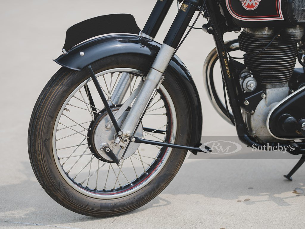 1953 Matchless G80S  For Sale by Auction (picture 5 of 6)