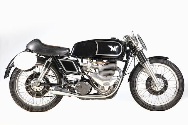 C.1954 MATCHLESS 498CC G45 RACING MOTORCYCLE (LOT 628) SOLD by Auction (picture 1 of 1)
