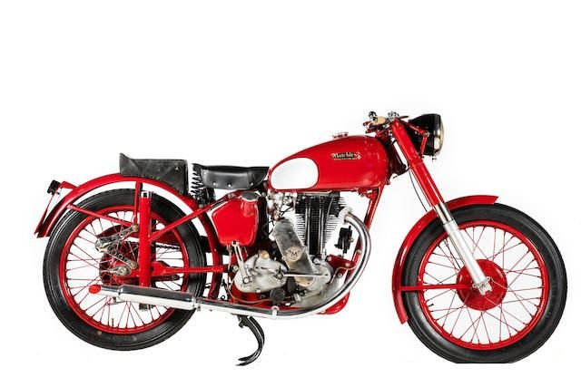C.1942 MATCHLESS 348CC G3L SPECIAL (LOT 632) SOLD by Auction (picture 1 of 1)