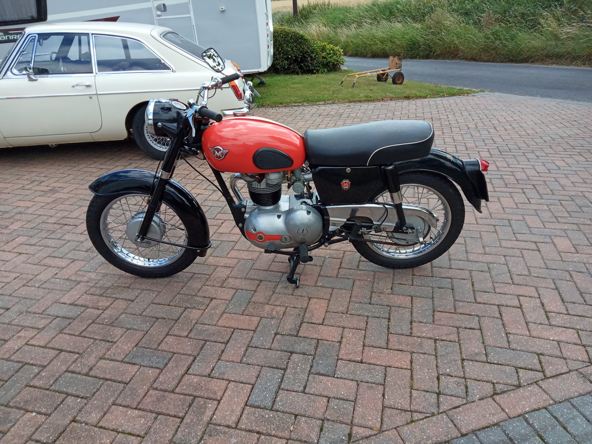 1961 Matchless G2 Classic Lightweight 250cc SOLD (picture 1 of 6)