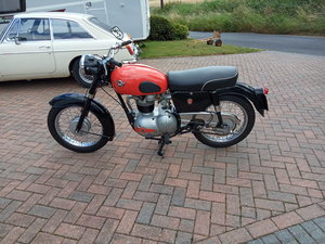 Matchless G2 Classic Lightweight 250cc