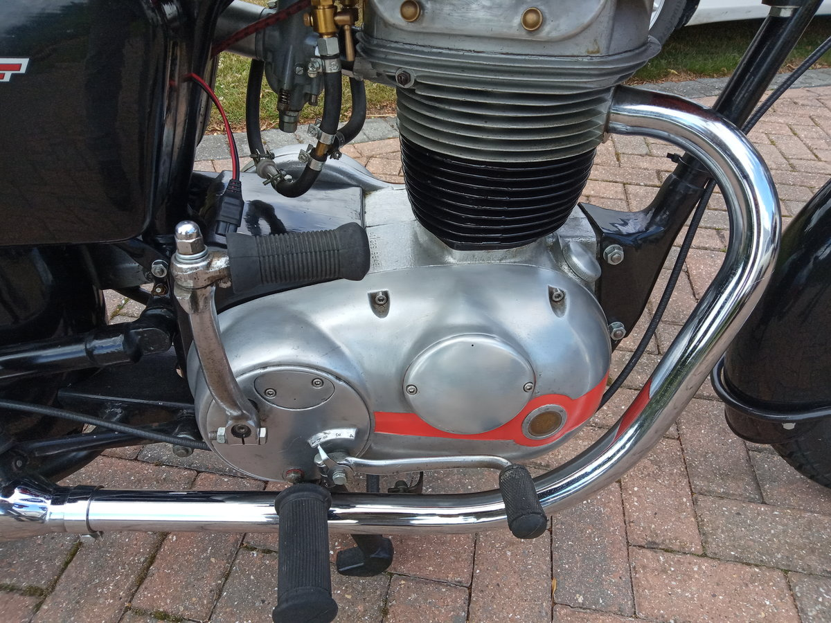 1961 Matchless G2 Classic Lightweight 250cc SOLD (picture 3 of 6)
