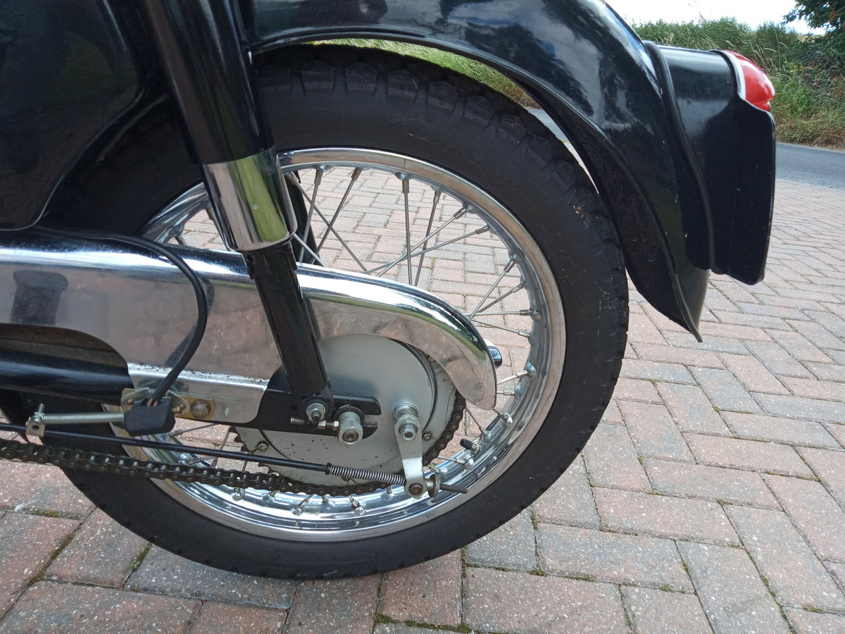 1961 Matchless G2 Classic Lightweight 250cc SOLD (picture 6 of 6)