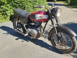 1962 1963 Matchless G2