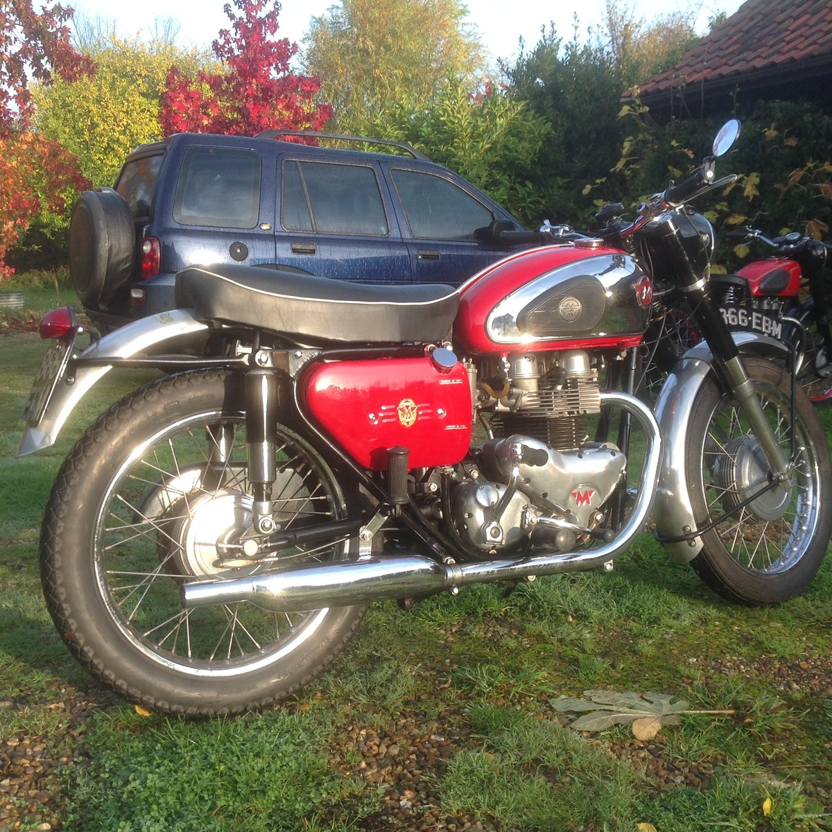 1960 Matchless G12 CSR  For Sale (picture 1 of 3)