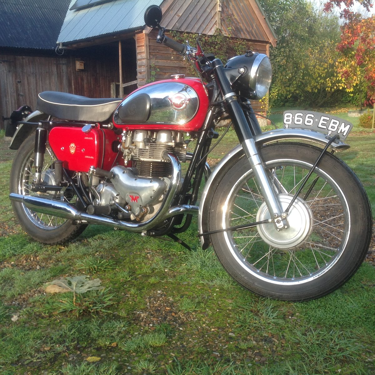 1960 Matchless G12 CSR  For Sale (picture 2 of 3)