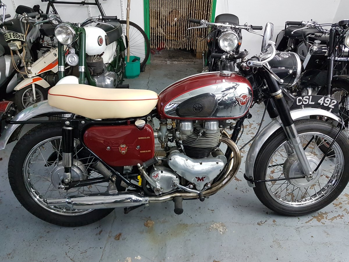 1959 Matchless 650 CSR  For Sale (picture 1 of 1)