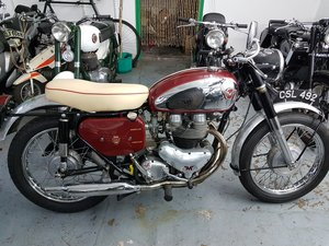 Picture of 1959 Matchless 650 CSR