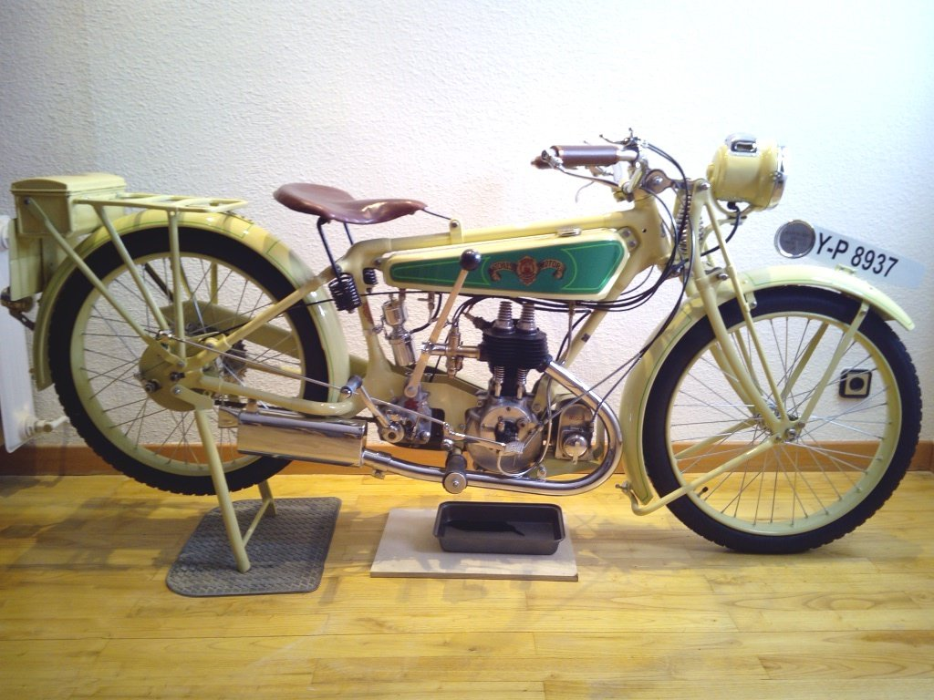Picture of 1926 MATCHLESS R250 concours status For Sale