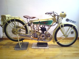 1926 MATCHLESS R250 concours status