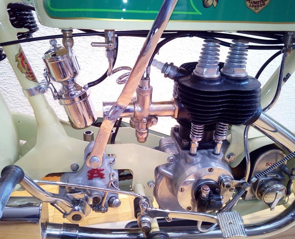 1926 MATCHLESS R250 concours status For Sale (picture 2 of 6)