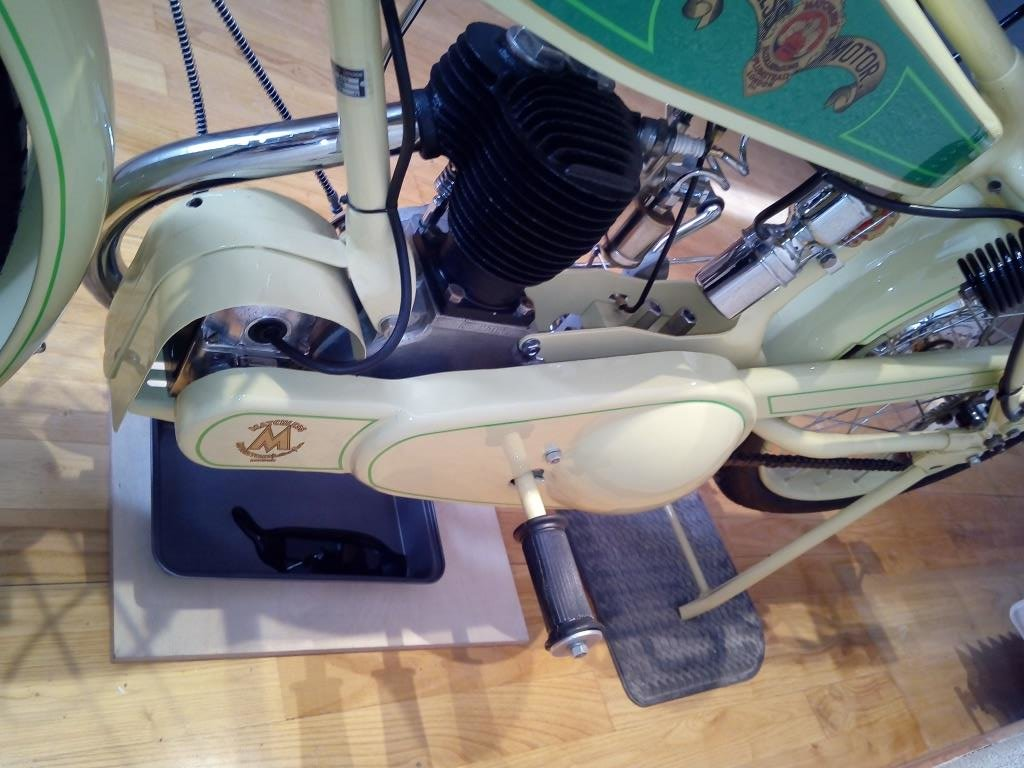 1926 MATCHLESS R250 concours status For Sale (picture 6 of 6)
