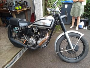 Picture of Lot 282 - 1964 Matchless G2 250 - 27/08/2020 SOLD by Auction