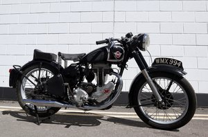 Picture of 1953 Matchless G3LS 350cc Rigid Model SOLD