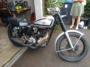 Picture of Lot 291 - 1953 Matchless 350 GL - 27/08/2020 SOLD by Auction