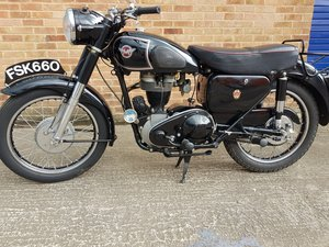 Picture of Lot 240 - 1957 (May) Matchless G3LS 350cc - 27/08/2020 SOLD by Auction