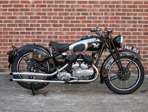 1938 Matchless Model X