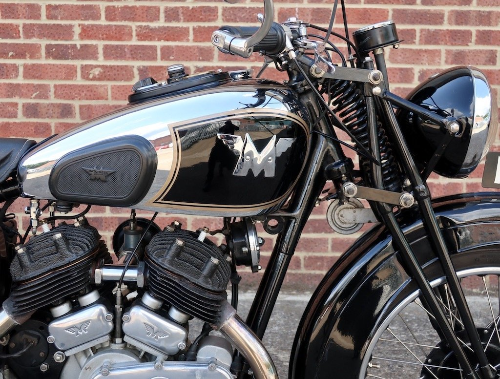 1944 1938 Matchless Model X For Sale (picture 2 of 6)