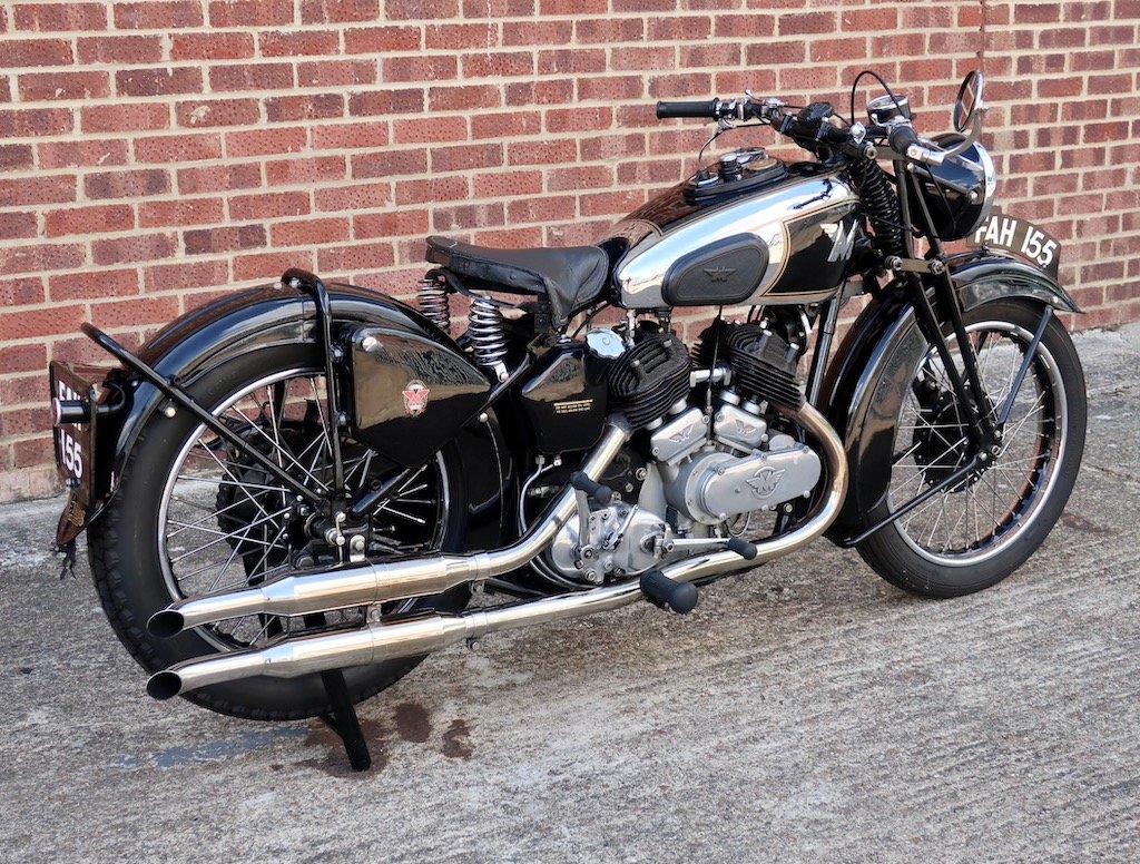 1944 1938 Matchless Model X For Sale (picture 4 of 6)