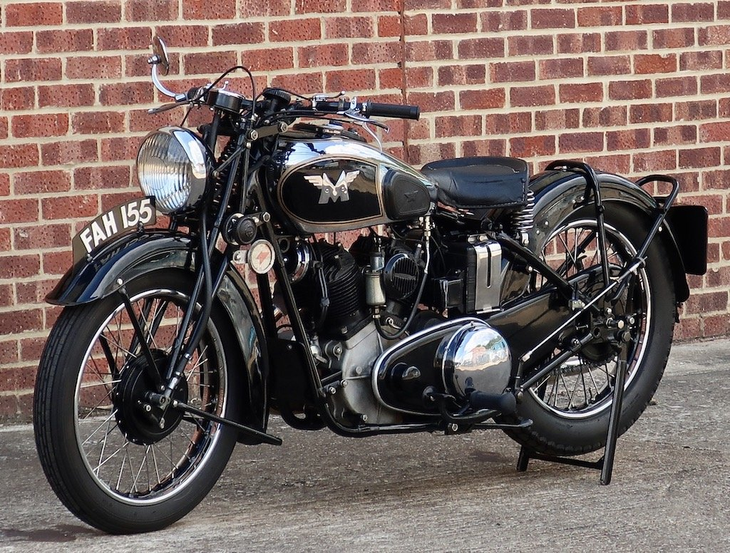 1944 1938 Matchless Model X For Sale (picture 6 of 6)