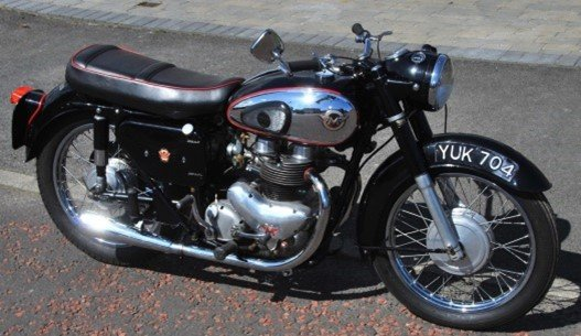 1959 Matchless G12 650 Twin For Sale (picture 1 of 6)