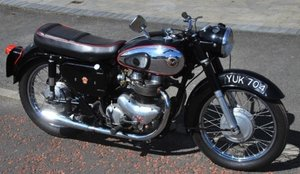 Matchless G12 650 Twin
