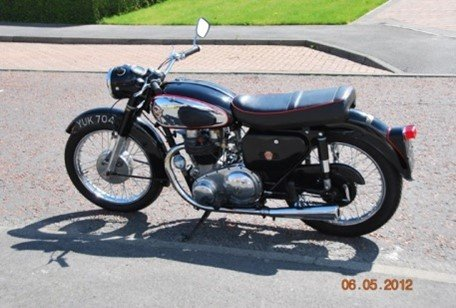 1959 Matchless G12 650 Twin For Sale (picture 2 of 6)