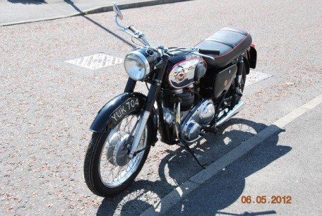1959 Matchless G12 650 Twin For Sale (picture 3 of 6)