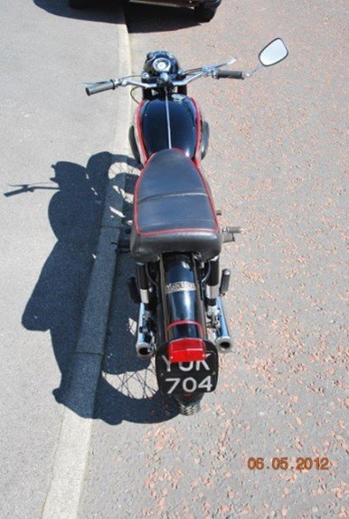 1959 Matchless G12 650 Twin For Sale (picture 5 of 6)