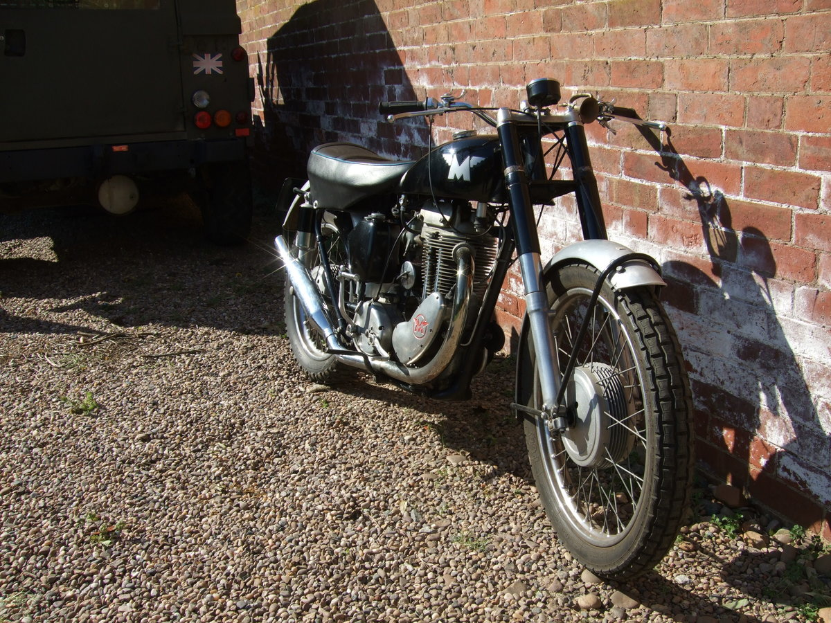 1954 Matchless 500cs competition For Sale (picture 2 of 6)