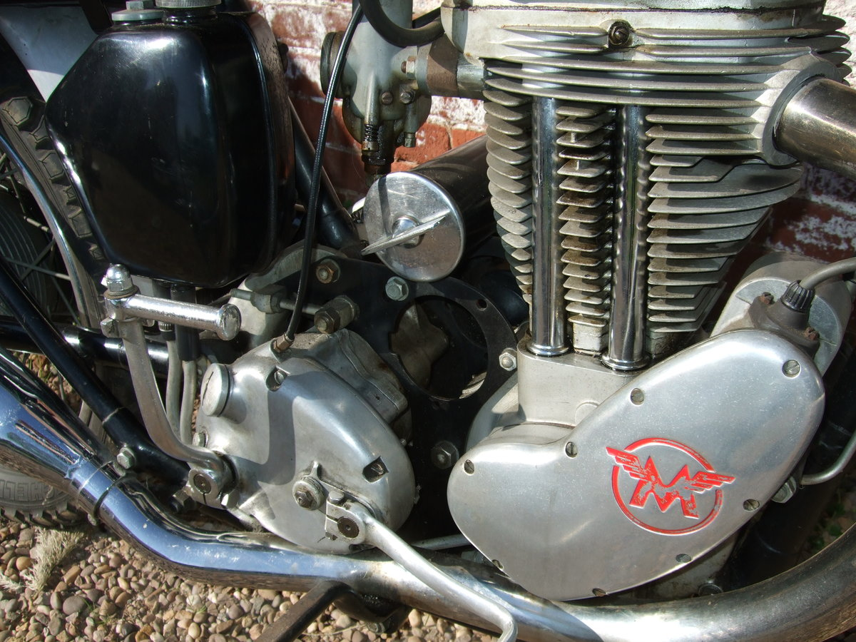 1954 Matchless 500cs competition For Sale (picture 3 of 6)