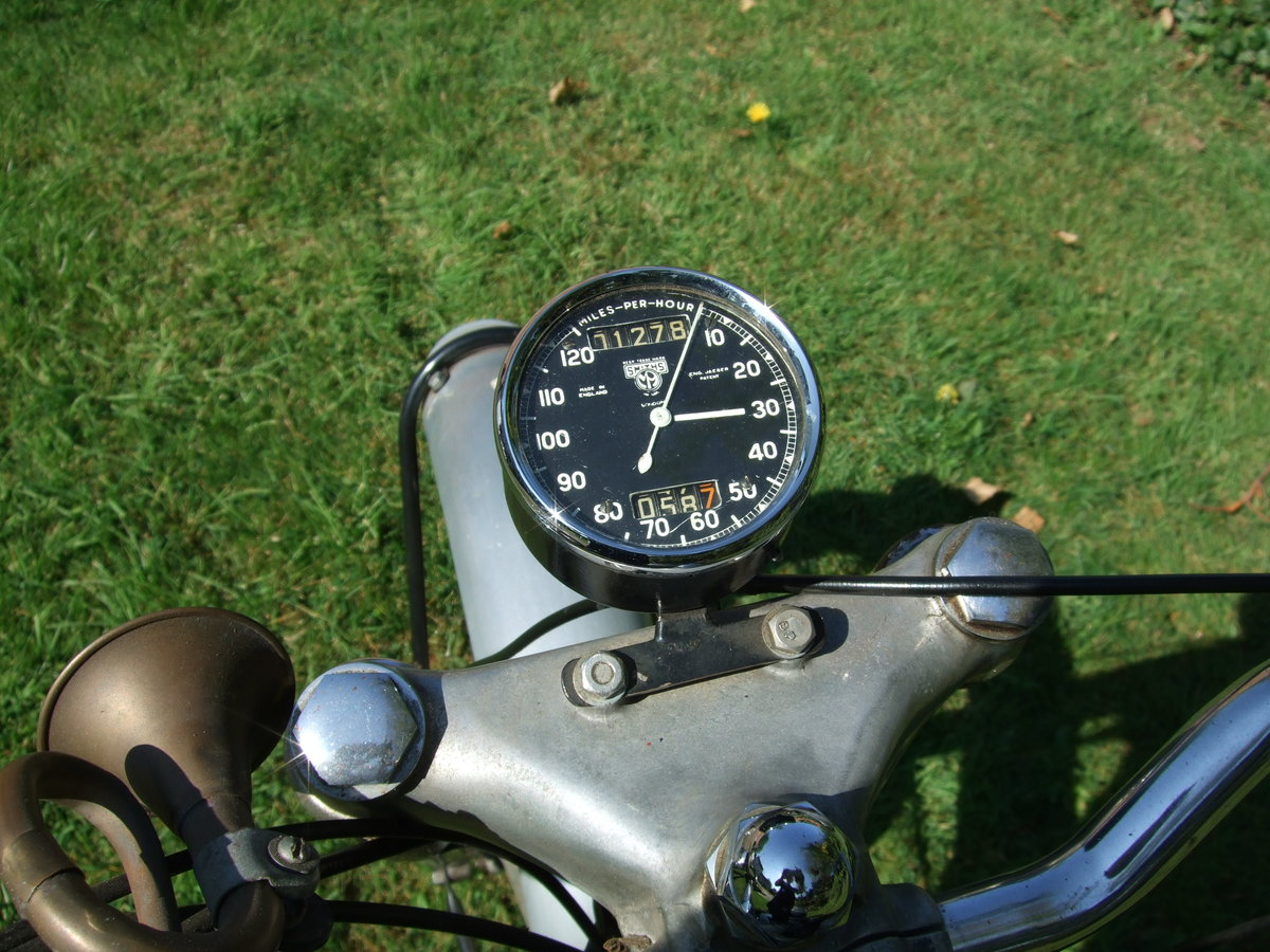 1954 Matchless 500cs competition For Sale (picture 5 of 6)