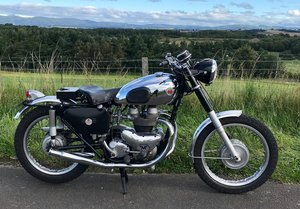 Matchless G11 600cc Twin