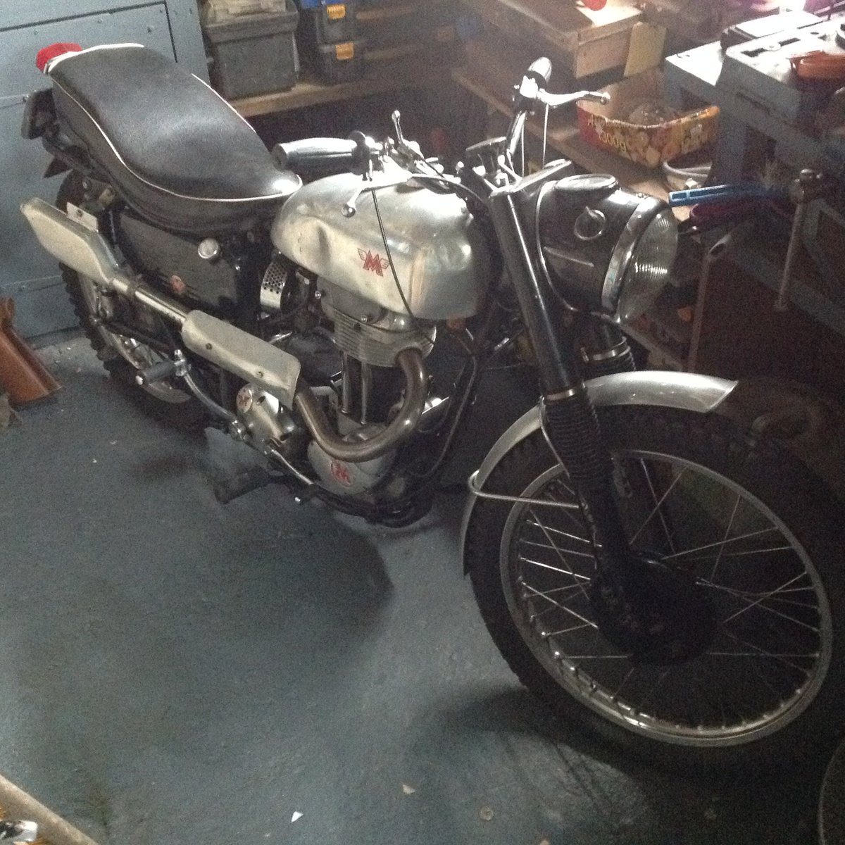 1957 Matchless G3LS For Sale (picture 1 of 6)