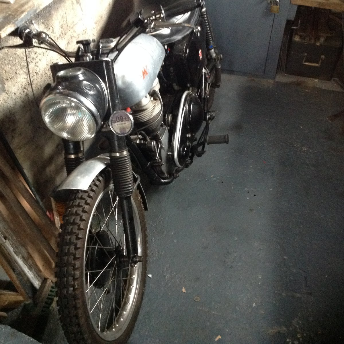 1957 Matchless G3LS For Sale (picture 3 of 6)