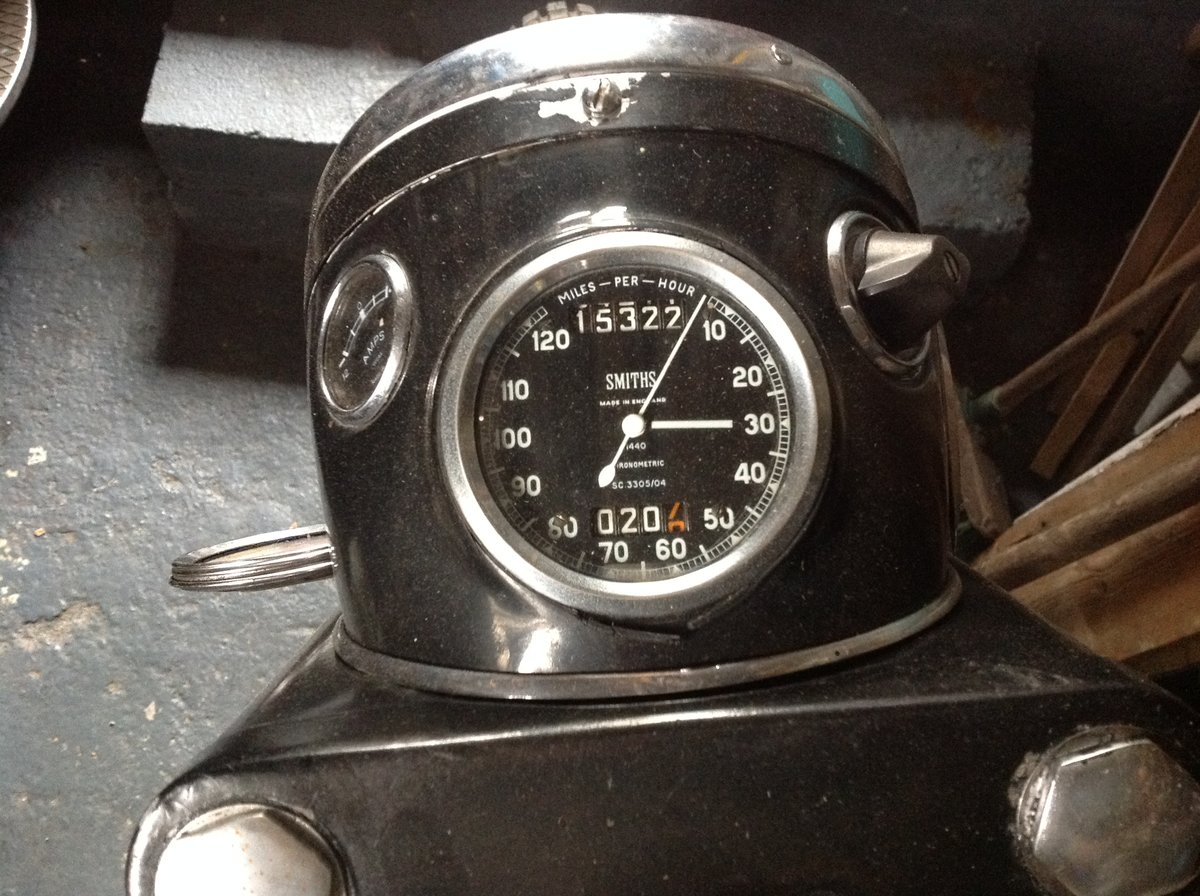 1957 Matchless G3LS For Sale (picture 6 of 6)
