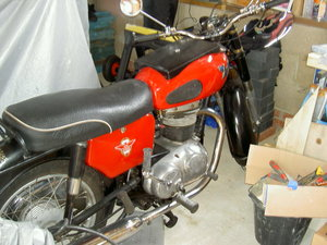 Picture of 1964 Matchless