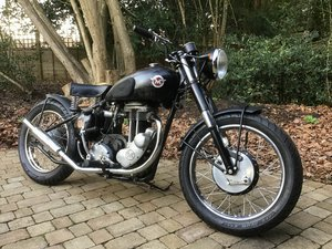 Picture of 1956 Matchless bobber For Sale