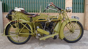 Picture of 1921 MATCHLESS MODEL H COMBINATION MAG ENGINE 1000
