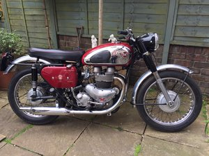 Picture of 1961 MATCHLESS 650  CSR For Sale